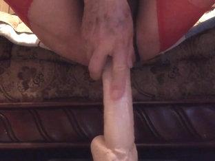 Big big dildo