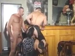 French daddy leather boys