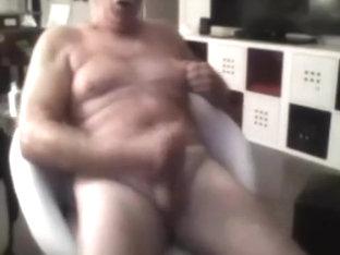 Grandpa stroke on webcam 3
