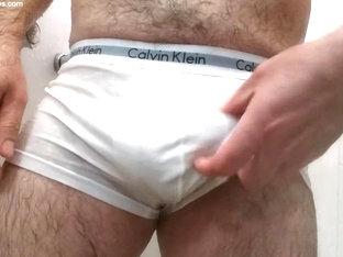 Underwear Fetish - Wet Boxer Shower