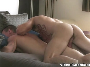 Axl & Jake Military Porn Video