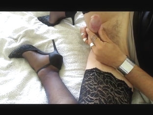 Prostate massage  10 min of anal pleasure