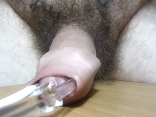 Horny Homemade Gay video with  Solo Male,  Dildos/Toys scenes
