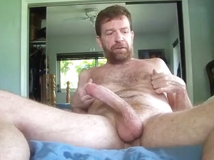 cock and foot play