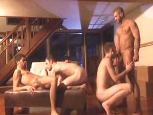 Home Invasion - Full Movie: Tony Buff, Tyler Saint, Chad Manning, Braxton Bond, Enrique Currero, G.