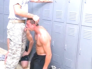 Arab soldiers fuck white men gay xxx Extra Training for the Newbies