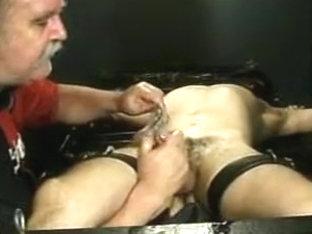 Portuguese tickle slave Pt 4