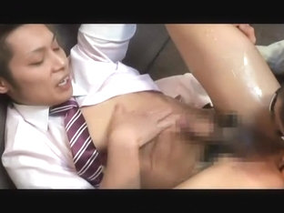 Fabulous Asian homo boys in Incredible fingering, dildos/toys JAV movie