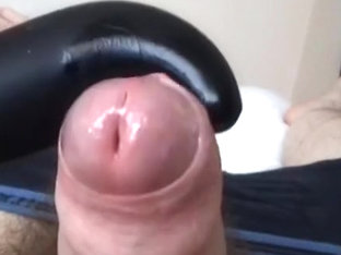 Jerk Off to climax with sextoy