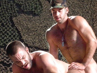 Girth Brooks & Jake Tyler in Don't Ask, Just Fuck, Scene #02