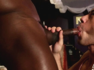 NextdoorEbony Video: Three to Get Lucky