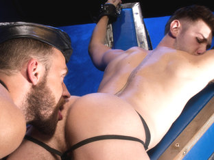 Jacob Peterson & Logan Moore in The URGE - Pound That Butt Video