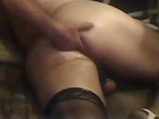 BBC stretching sissy