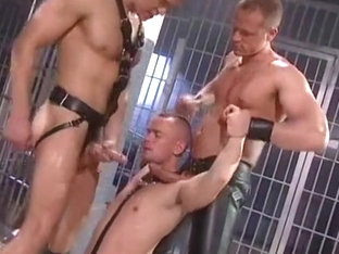 Hottest male in exotic fetish homosexual adult video