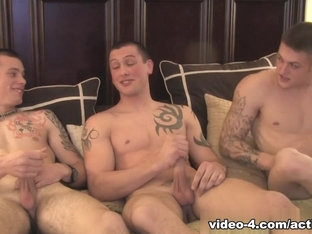 Colt & Thomas Military Porn Video