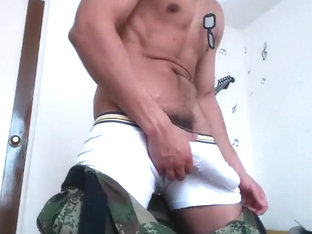 soldier hugedick amateur video on 06/14/2015 from chaturbate