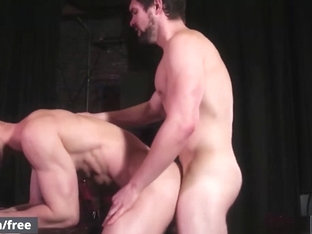 Men.com - Griffin Barrows and Jacob Peterson - Prohibition Part 2 - Str8 to Gay