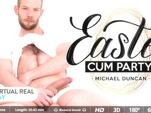 Easter Cum Party - Virtualrealgay