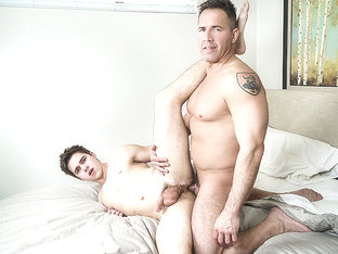 Dean Phoenix & Will Braun in How I Fucked Your Father Part 3 - MenNetwork