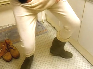 nlboots - green boots lengthy johns