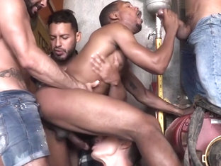 Hottest adult movie homosexual Group Sex newest exclusive version