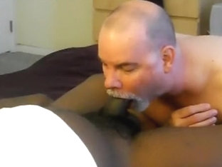 Big-Dicked Nigerian Cums Again. Sunday Sucking.