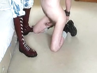 Lee's Boots Get A Licking - 2