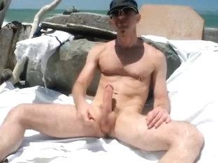 beach wank part II