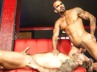 Colby Jansen & Damien Crosse  in My Brother The Hooker Part 1 - Str8ToGay
