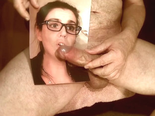 Tribute for - facial cum in open mouth