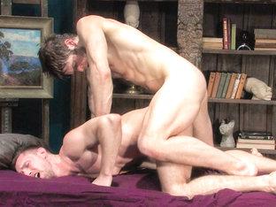 Colby Keller & Troy Daniels in Live Sex, Scene #04