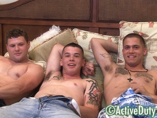 Carson, Dixon & Gamble Military Porn Video