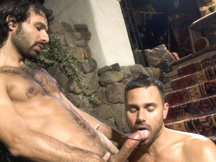 Aybars & Conner Habib in Tales Of The Arabian Nights, Part 1, Scene #04