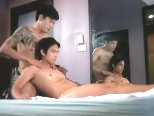 Hottest male in exotic asian gay porn video