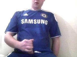 Me Cumin After Football