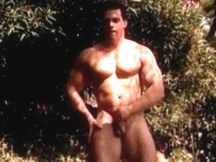 Hottest male pornstar in crazy masturbation, dildos/toys homo porn scene