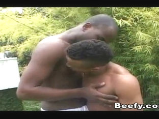 Small Gay Bareback Hardcore By Black Beefy Guy