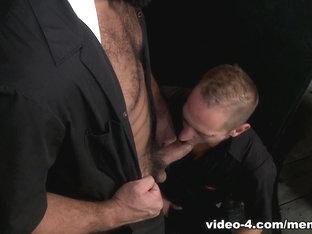 Trey Turner & Dek Reckless in Remodel My Ass Video - MenOver45