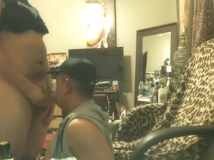 POPPERS TRAINING ....REVERSE BLOW JOBS AND SWALLOW WITH A CUTE LATINO !!