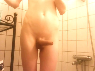 Femboy shower