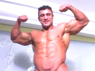 Stud Muscle Lounge Bro Bate Flex Edit Cream