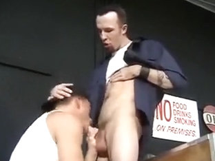 Group sex at work