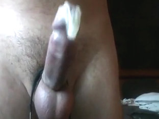 jerk off with poppers and used cum drum