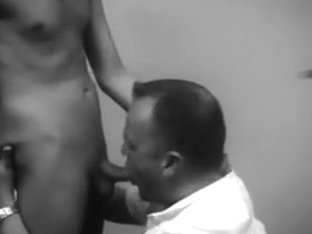 Horny office dudes have a break