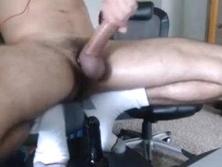 Long fat thick cut cock shaved balls mushroom head