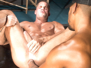 Wet Punk Faggot Fisting featuring Erik Rhodes, Colin Black