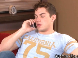 Austin Wilde fux hot stud