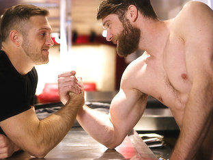 Colby Keller & Paul Wagner in Last Call Part 2 - DrillMyHole