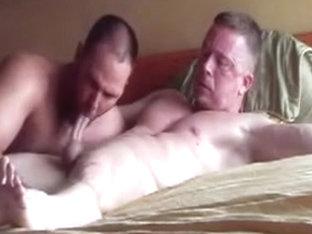 Fabulous male in horny blowjob, big dick gay xxx scene