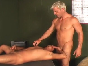 Dirty Boy Plays Bottom For Blonde Hunk